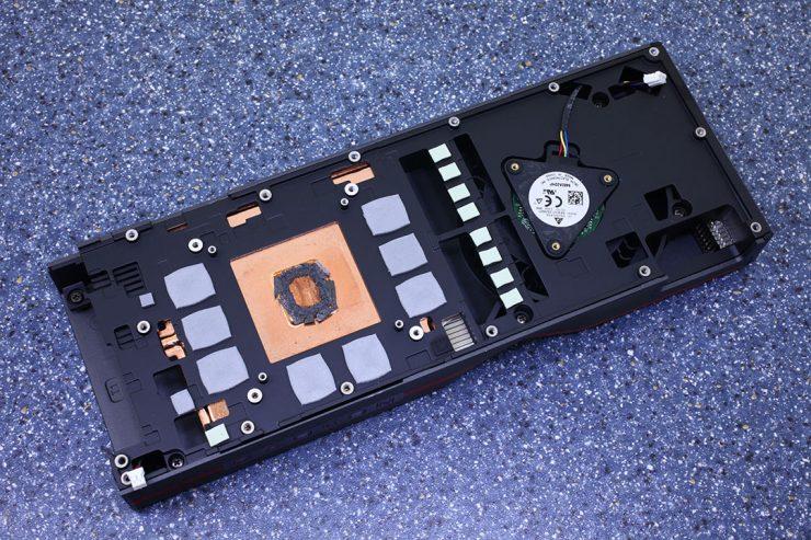 Sistema refrigeración AMD Radeon RX 5700 740x493 7