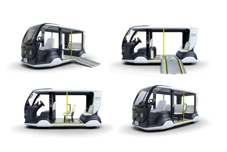 Toyota vehículo eléctrico Tokio 2020