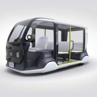 Así es el vehículo eléctrico que Toyota pondrá en las calles para los Juegos Olímpicos de Tokio 2020