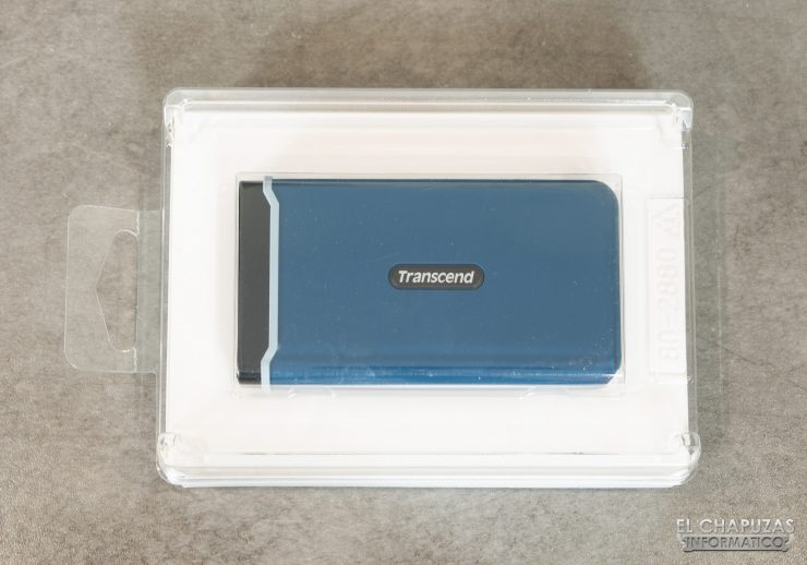 Transcend ESD350C - Embalaje 3