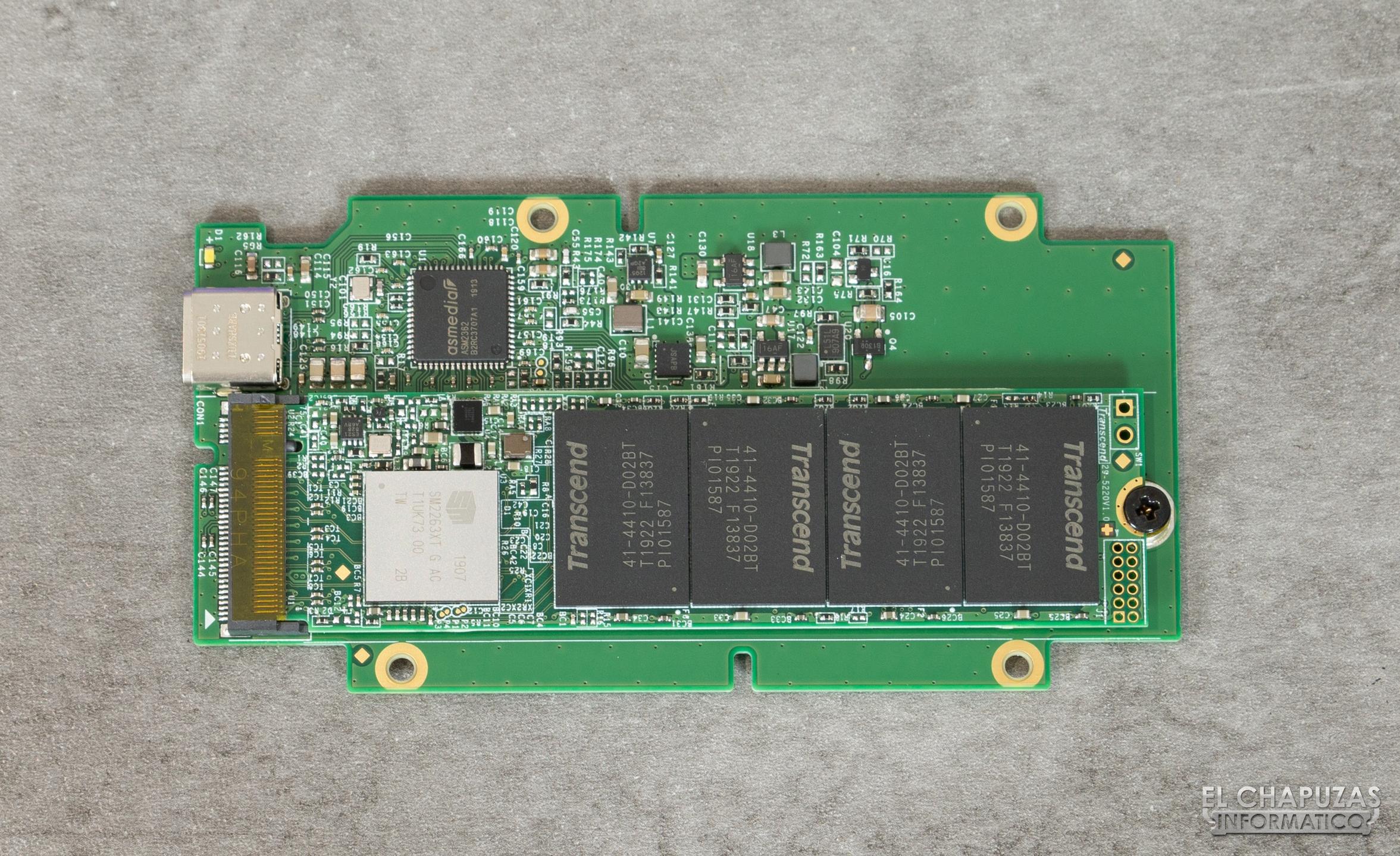 Review: Transcend ESD350C (SSD USB 3 1 Gen 2)