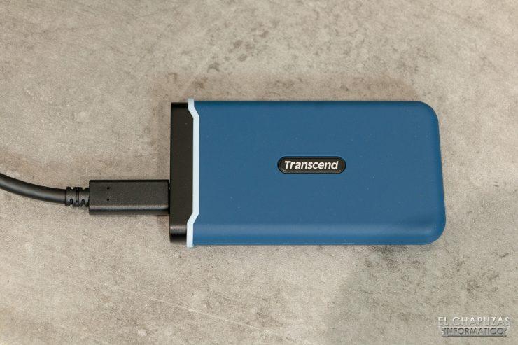 Transcend ESD350C - Pruebas 1