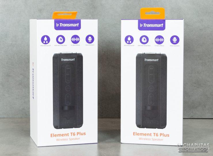 Tronsmart Element T6 Plus - Embalaje 1