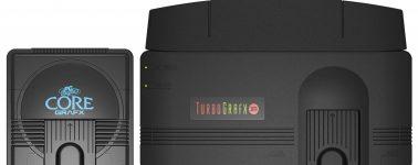 La TurboGrafx-16 Mini llegará en Marzo con un total de 50* juegos