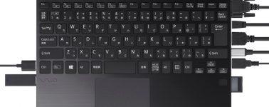 VAIO SX12, un 12.5″ que alardea de ofrecer la mejor conectividad en un portátil