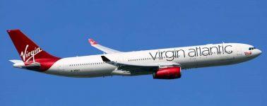 El incendio de una batería portátil causa un aterrizaje de emergencia en un avión de Virgin
