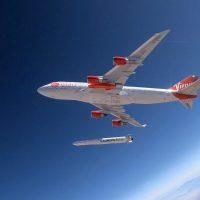 Virgin Orbit prueba con éxito el lanzamiento de uno de sus cohetes usando un Boeing 747