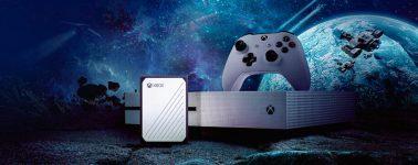 Western Digital lanza su WD Gaming Drive Accelerated para Xbox One, es decir, un SSD externo