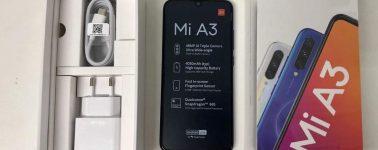 El Xiaomi Mi A3 se filtra con todo lujo de detalles: fotografías y especificaciones