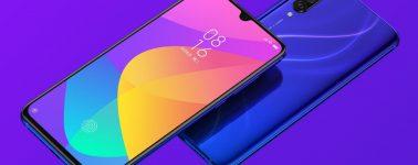 Xiaomi Mi CC9 y CC9e anunciados: Gran autonomía y cámara para selfies
