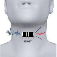 Una garganta artificial para hacer que las personas mudas puedan hablar