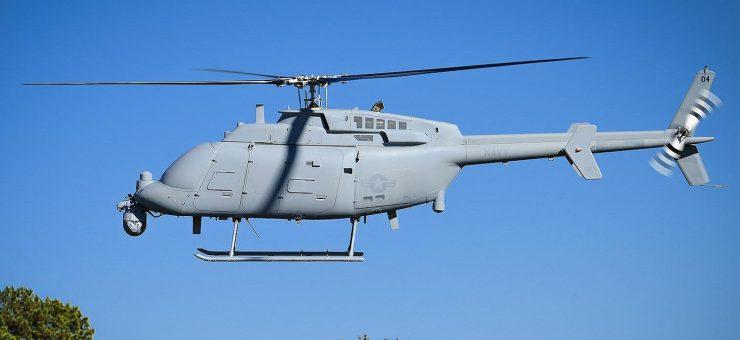 helicoptero autonomo ejercito MQ 8C Fire Scout 740x340 0