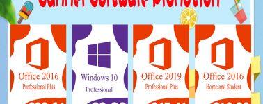 [Patrocinada] Esta no es más que otra ronda de licencias de Windows, Office y Antivirus