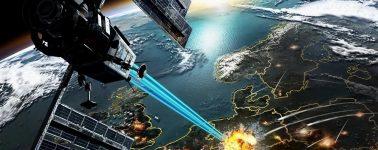 Francia quiere lanzar en órbita sus propios satélites con armas y láseres en el año 2030
