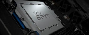 2x AMD EPYC 7742 rompen el récord mundial de rendimiento en Cinebench R20 y V-Ray
