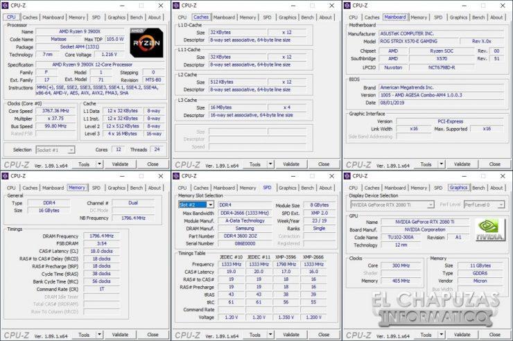 ADATA XPG Spectrix D60G DDR4 - CPU-Z