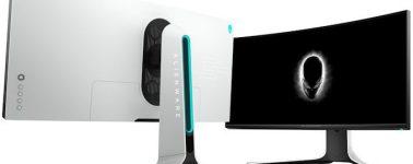 Alienware AW3420DW: 34″ Nano Color IPS WQHD @ 120 Hz con Nvidia G-Sync