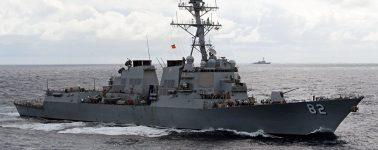 La Armada de EE.UU. cambiará los controles táctiles por otros mecánicos en sus destructores