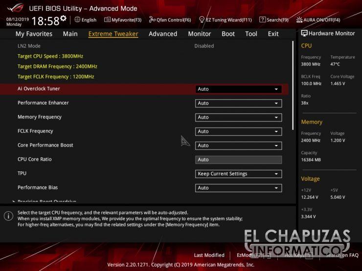 Asus ROG Crosshair VIII Hero WI FI BIOS 4 740x555 40