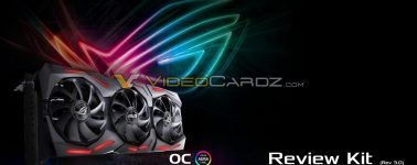 Asus ROG Strix Radeon RX 5700 XT: Un 4.7% más rápida y un 18% más fresca que el modelo de referencia