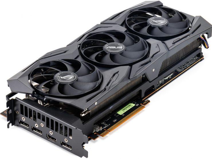 Strix Radeon RX 5700 XT