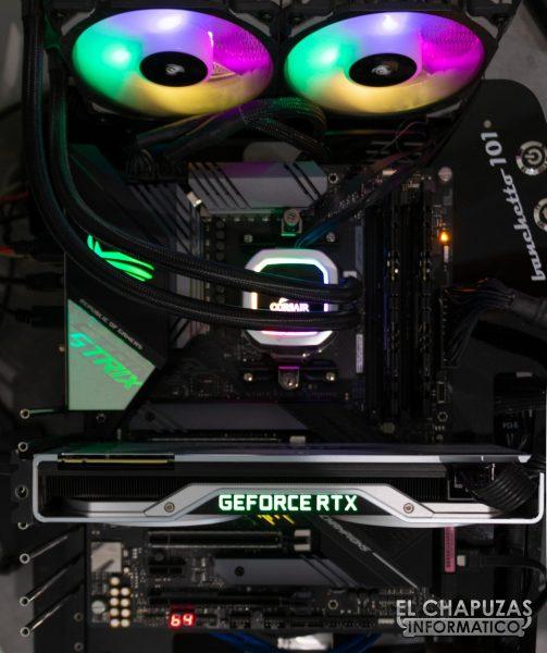 Asus ROG Strix X570-E Gaming - Equipo de Pruebas 1