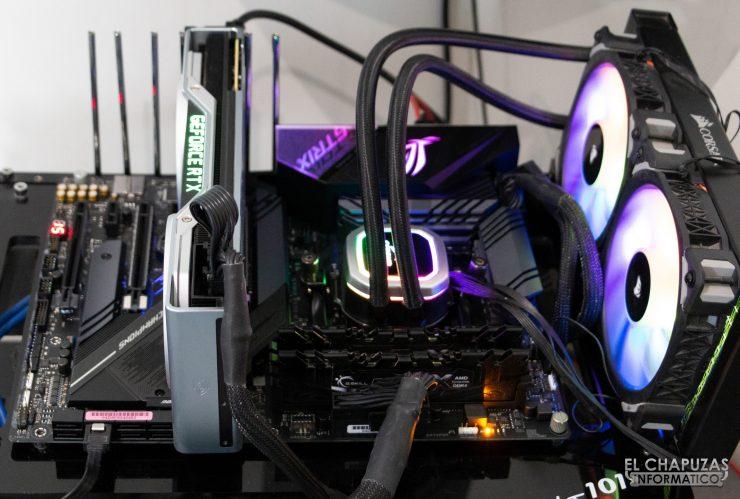Asus ROG Strix X570-E Gaming - Equipo de Pruebas 2