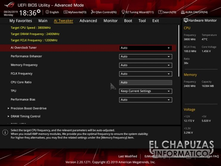 Asus ROG Strix X570 E Gaming BIOS 3 740x555 39