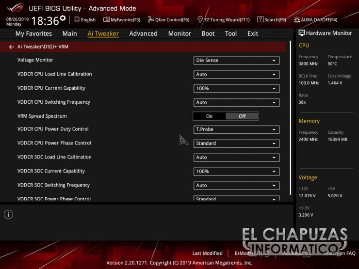 Asus ROG Strix X570 E Gaming BIOS 7 740x555 43