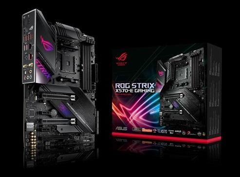 Asus ROG Strix X570-E Gaming - Oficial
