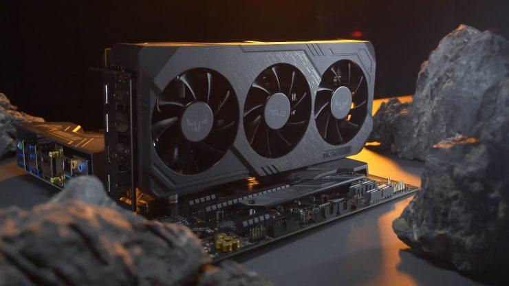 Radeon RX 5700 XT TUF Gaming X3