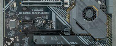 Review: Asus TUF Gaming X570-Plus (Wi-Fi)