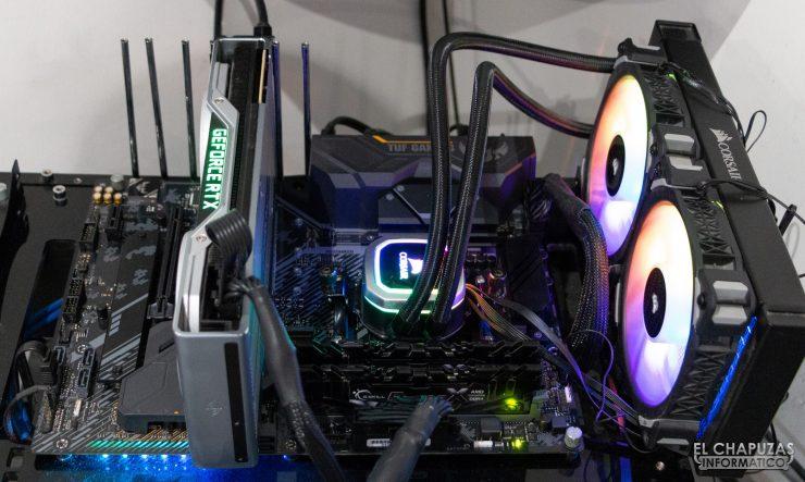Asus TUF Gaming X570-Plus (Wi-Fi) - Equipo de Pruebas 2