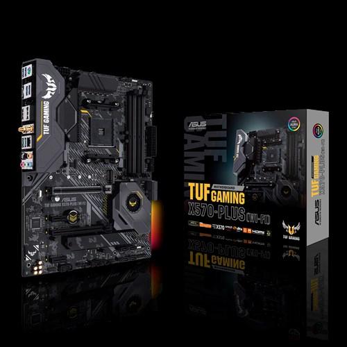 Asus TUF Gaming X570-Plus (Wi-Fi) - Oficial