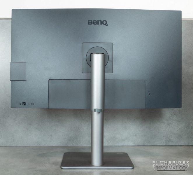 BenQ PD3220U - Vista lado trasero