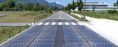 La primera 'carretera solar' del mundo ha sido un absoluto fracaso