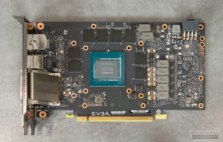 EVGA GeForce RTX 2060 SUPER SC Ultra - PCB