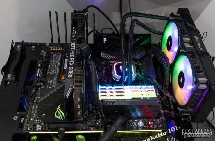 EVGA GeForce RTX 2060 SUPER SC Ultra - Equipo de Pruebas 2