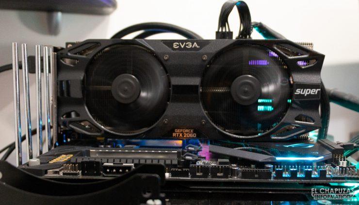 EVGA GeForce RTX 2060 SUPER SC Ultra - Equipo de Pruebas 3