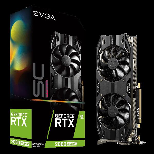 EVGA GeForce RTX 2060 SUPER SC Ultra - Oficial