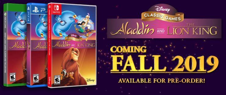 El Rey Leon y Aladdin remasterizados 740x311 0