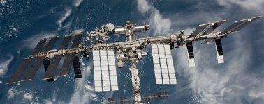 La NASA actualiza la Estación Espacial Internacional para enviar y recibir información a 600 Mbps