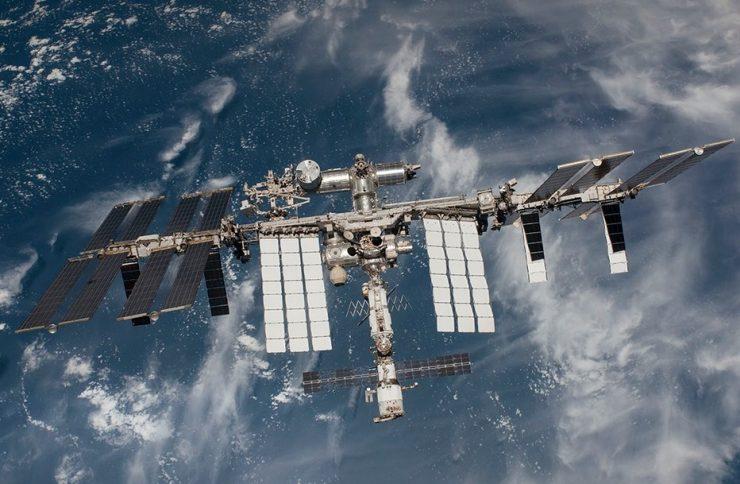 Estación Espacial Internacional 740x484 0