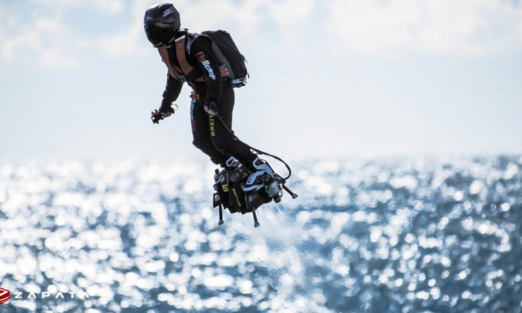 Flyboard Air de Franky Zapata 740x444 0