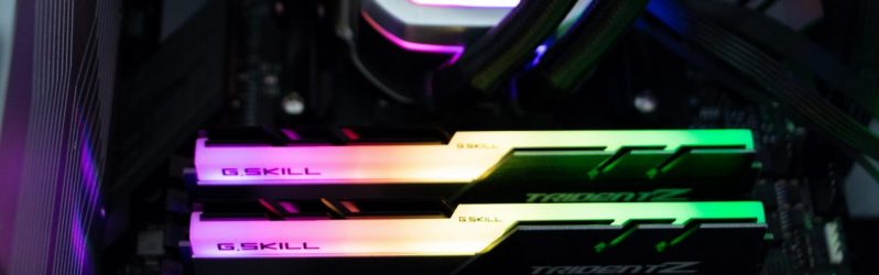 Review: G.Skill Trident Z Neo DDR4 (3600 MHz - CL16)