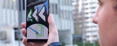 Google Maps introducirá navegación con Realidad Aumentad