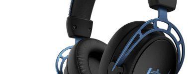 Los auriculares gaming HyperX Cloud Alpha S llegan al mercado por 130 euros