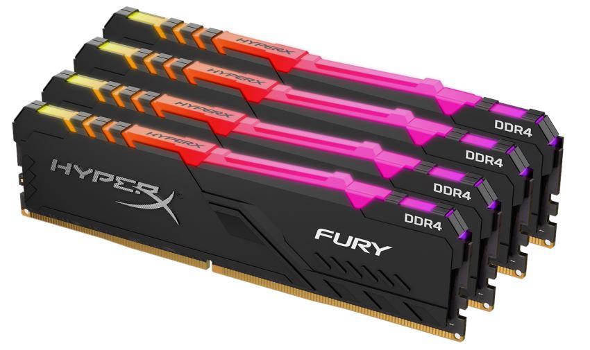 Resultado de imagen para HyperX Fury DDR4 RGB