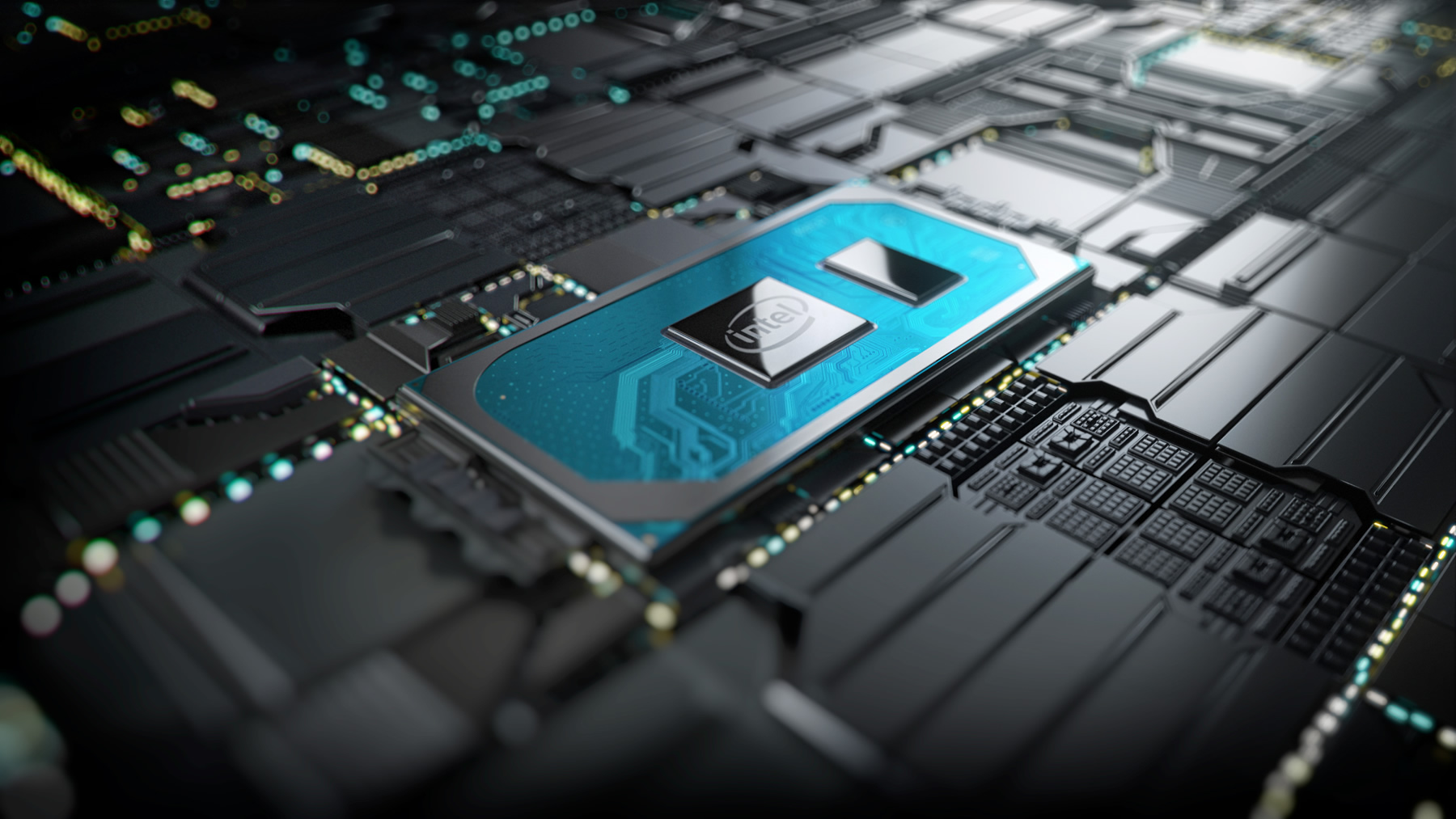 El Intel Core i7-1065G7 (10nm) se deja ver por Cinebench R20
