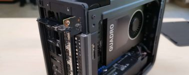 Filtrado el Intel NUC 'Quartz Canyon', gran potencia en tamaño compacto